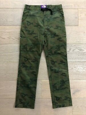 $79.99 • Buy The North Face Purple Label Camo Pants - Size 32