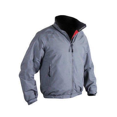 £49.95 • Buy **CLEARANCE SALE** BNWT Rooster Crew Jacket - Grey - All Sizes, Sailing, Sail.