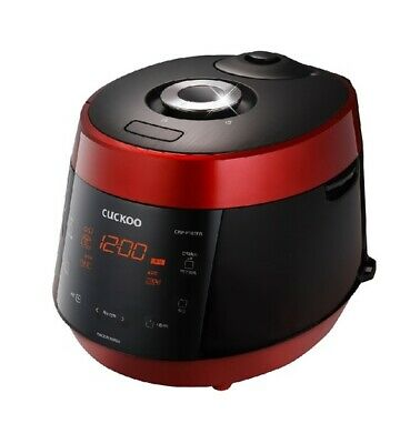 AU359 • Buy CRP-P1009S (RED) Cuckoo 1.8 Liter , 10 Cups Cuckoo Rice Pressure Cooker