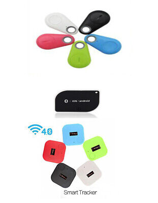 Anti Lost Alarm Key Pet Tracker Wireless GPS Bluetooth Smart Child Locator UK • 6.99£