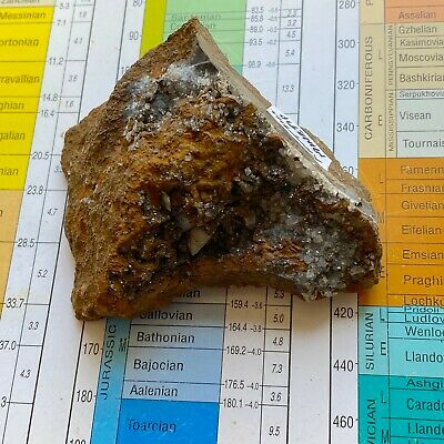 MINERAL SPECIMEN FROM RAMPGILL MINE CUMBRIA 212g  MF194 • 15£