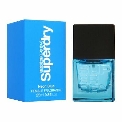 Superdry Neon Blue Women Cologne Spray 25ml • 11.49£