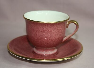 $ CDN16.95 • Buy Royal Winton A Grimwades Mottled  Pink   Demitasse Cup & Saucer 5733-17 England