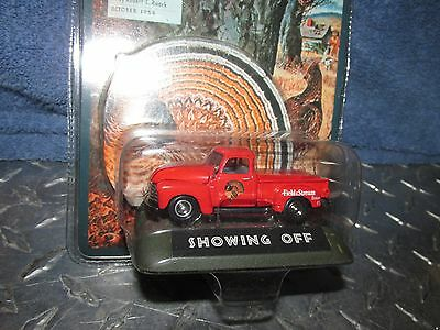 AU16.51 • Buy 50 53 Chevy Pickup FEILD & STREAM Showing Off 1 OF 9999 Racing Champions 1:64