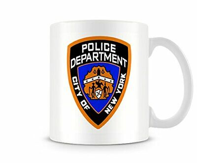 Funny Mug - New York Police Department (NYPD) - Great Gift/Present Idea • 9.69£