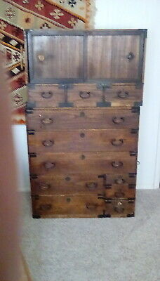 Japanese TANSU Chest On Chest • 600$