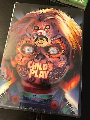 £5.80 • Buy Child's Play (DVD) Rare Collectible Cover Art Chucky Horror Movie BRAND NEW OOP