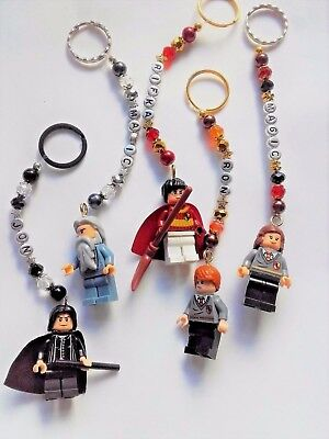 £3.10 • Buy Personalised Harry Potter Keyring / Bag Charm (you Chose The Name ), 5 Designs