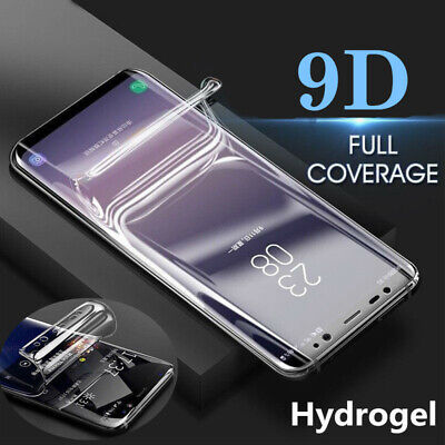 AU1.64 • Buy Full Cover Soft Hydrogel Screen Protector Front Film For OnePlus 5 5T 6 6T New