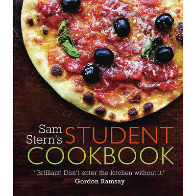 £8.79 • Buy Sam Stern's Student Cookbook Survive In Style On A Budget BRAND NEW