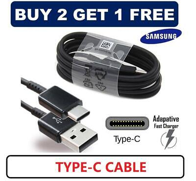 $ CDN4.08 • Buy Genuine Samsung Galaxy S8 / S9+ Plus Type C USB-C Sync Charger Charging Cable