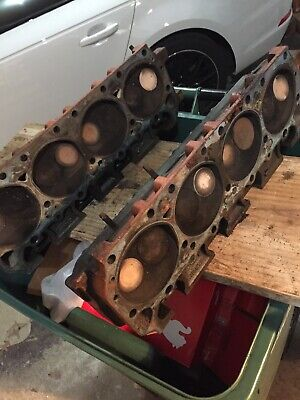 Mopar 906 Heads