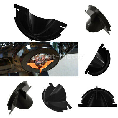 $5.99 • Buy Motorcycle Parts Primary Case Oil Fill Funnel Fit For Dyna Softail Touring Black