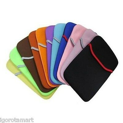 Carry Sleeve Neoprene Cover Bag Case For 6 7 10 Inch Laptop/iPad/Tab  • 3.49£