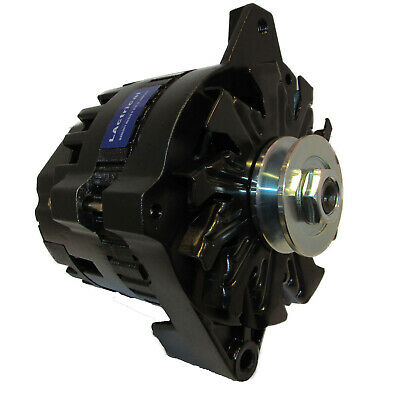 $ CDN187.97 • Buy LActrical NEW BLACK HIGH OUTPUT ALTERNATOR FITS CHEVY GM 200 AMP 1-WIRE 65-85