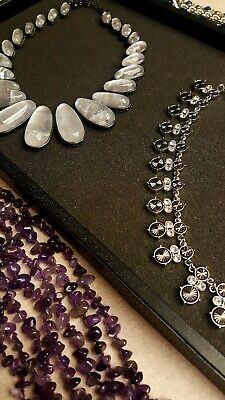 $ CDN2265.43 • Buy Lia Sophia Jewelry 100+ Pc Lot NWOT  Necklaces, Rings, PE, Braclets, Kiam, Rare