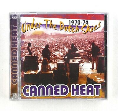 Canned Heat - Under The Dutch Skies 1970-74 - MLP15CD • 8.95£