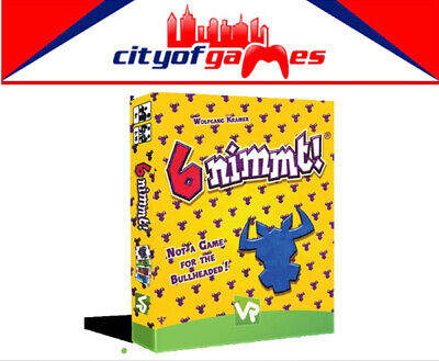 AU19.95 • Buy 6 Nimmt! Card Game Brand New