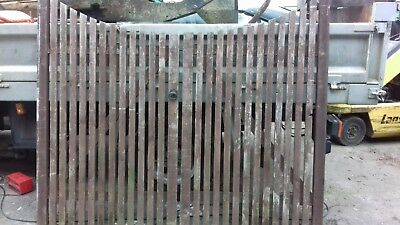 Large Wooden Gates Made To Order Any Size Oak Or Softwood Free Estimates • 340£