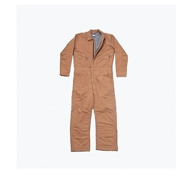 $139.99 • Buy Lapco CVIFRDK Duck Insulated Coverall Brown NWOT Size XL-4XL R