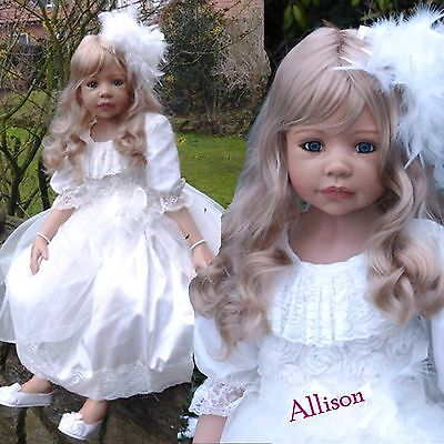 Masterpiece Dolls Allison Outfit, Includes, Dress, Hairpiece, Pantaloons & Shoes • 51.21£