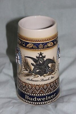 $ CDN40.76 • Buy Anheuser Bush 1987 Vintage Budweiser Clydesdales Stein Collectible