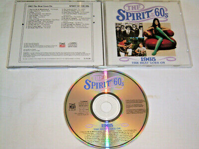 CD - Time Life The Spirit Of The 60s Beat Goes On 1965 - Animals Yardbirds # R3 • 7£