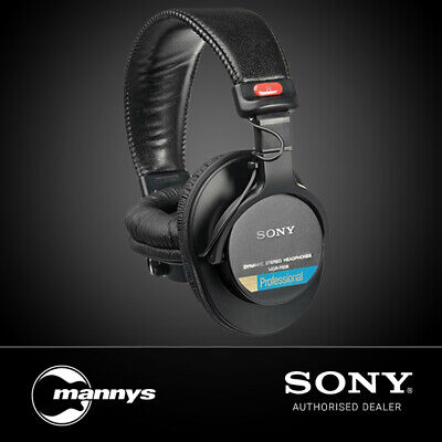 AU199 • Buy Sony MDR-7506 Stereo Professional Monitoring Headphones