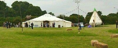 £3600 • Buy Marquee, Wedding Marquee, Venue, Tent, Traditional Marquee, Yurt, FOR HIRE