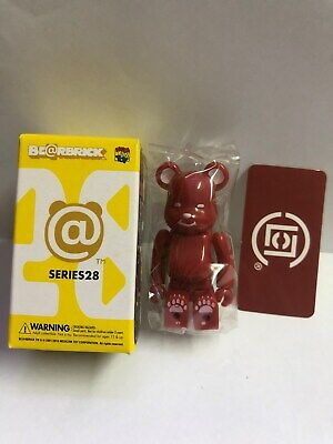 $25 • Buy Medicom Bearbrick 28 Be@rbrick Series 28 Artist Secret   CLOT