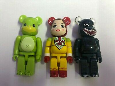 $50 • Buy Medicom Bearbrick 28 Be@rbrick Series 28 SF   GODZILLA