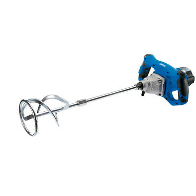 £79.99 • Buy Draper 1400w Cement Plaster Mortar Paint Mixer Mixing Paddle 240v 56427 New
