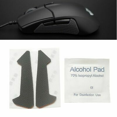 Side Pads Anti-Slip Sweat Resistant Mouse Feet Skates For SteelSeries Sensei 310 • 4.36£