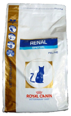 Royal Canin Cat Food Veterinary Diet Renal Special Feline 4 Kg • 42.99£