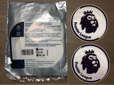 $12.50 • Buy Sporting ID Authentic Official Premier League Patch Player Size 2016/18 (1Pair)