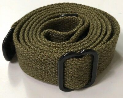 $17.56 • Buy  Wwii Us Airborne Paratrooper M1a1 Carbine Rifle Carry Sling-od#7