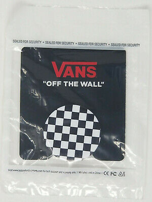 AU28.57 • Buy Vans PopSocket Black/White Checkered Pop Socket Checkerboard