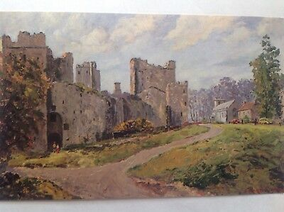 Castle Bolton, WENSLEYDALE - By E Charlton Taylor • 1£