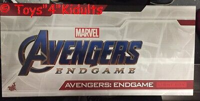 $ CDN194.97 • Buy Hot Toys Marvel Avengers Endgame Light Box White NEW