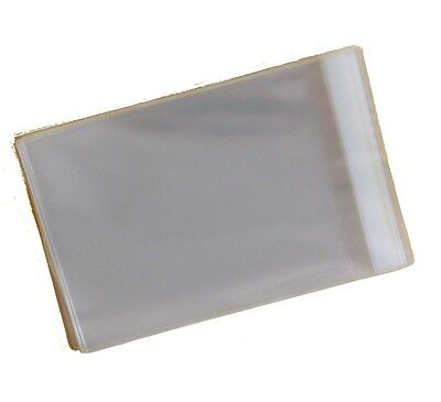 £21.99 • Buy 300 X  Premium A5 Crystal Clear Storage Bags Extra Thick 40 Microns