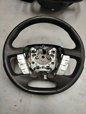 AU140 • Buy Ford Falcon Fpv Gt F6 G6e Xr6 Turbo Leather Steering Wheel With Switches