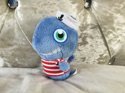 £1.90 • Buy Moshi Monsters Series 10 Moshling #187 Lubber Figure Soft Toy