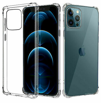 AU6.95 • Buy Clear Shockproof Case Cover For Apple IPhone 11 Pro XS MAX XR X 8 7 Plus 6S SE 5