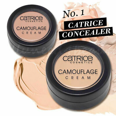 £5.49 • Buy CATRICE CAMOUFLAGE CREAM CONCEALER FULL COVERAGE 3g CHOOSE YOUR SHADE