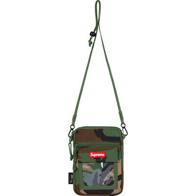 $ CDN125.31 • Buy Supreme - Utility Pouch - Woodland Camo (In Hand)