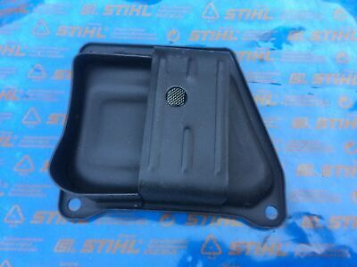£73.18 • Buy STIHL Genuine Duel Port 064, 066, MS660 Muffler Cover/ Front  # 1122 140 0800