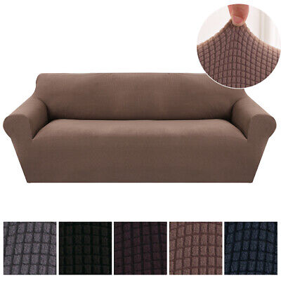 AU31.99 • Buy Super Stretch Sofa Cover Couch Lounge Protector Slipcovers 1/2/3/4 Seater Covers