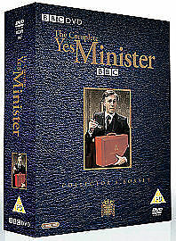 Yes Minister - Series1-3 - Complete (DVD, 2004) • 8£