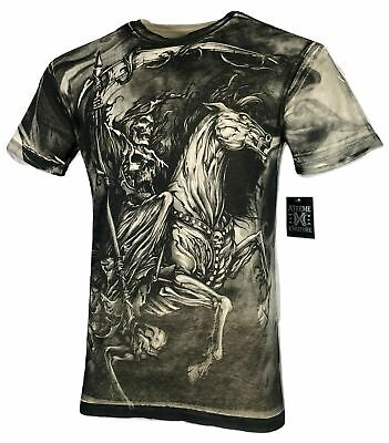 $23.99 • Buy XTREME COUTURE By AFFLICTION DARK HORSE Men's T-Shirt