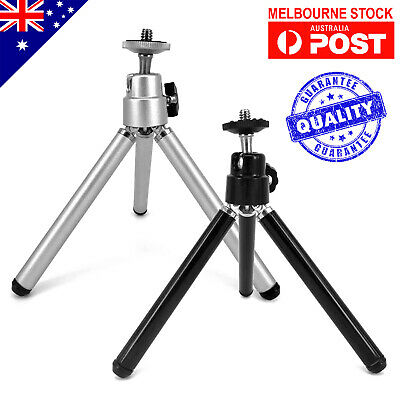 AU5.99 • Buy Mini Extendable Tripod Stand For IPhone Android GoPro DSLR Digital Camera